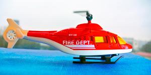 Новые видео для детей.  Вертолёт спасателей.  Игрушки для мальчиков.